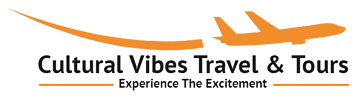 Cultural Vibes Travel & Tours Logo
